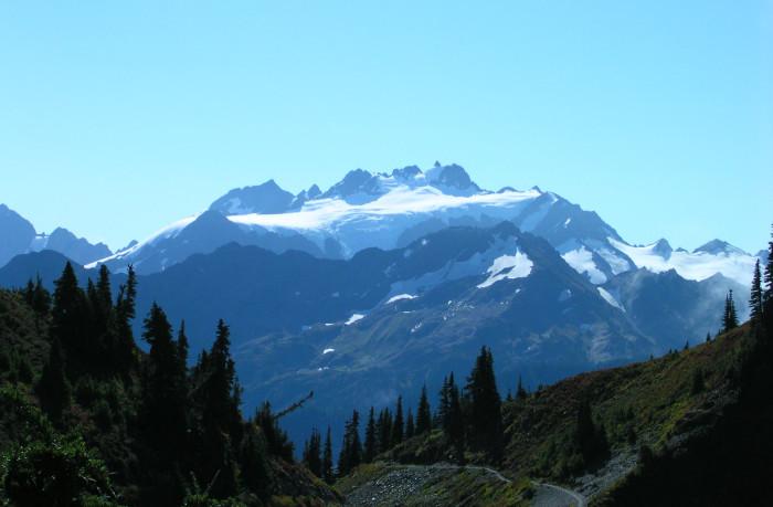 2. Mount Olympus