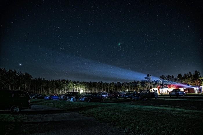 6. Stardust Drive-In Theater (Chetek)