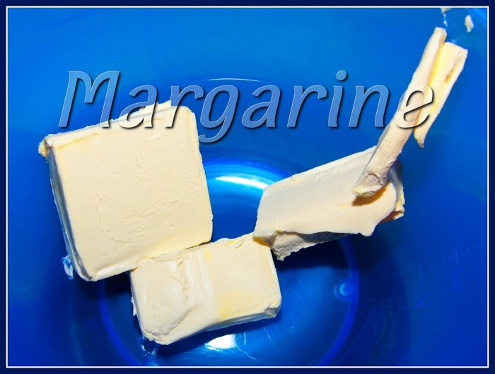 1. Margarine cannot be served at restaurants unless it is specifically ordered