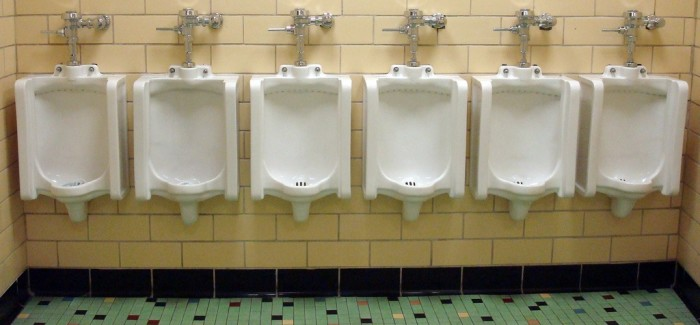 1. In Champaign, you can't pee in your neighbor's mouth.