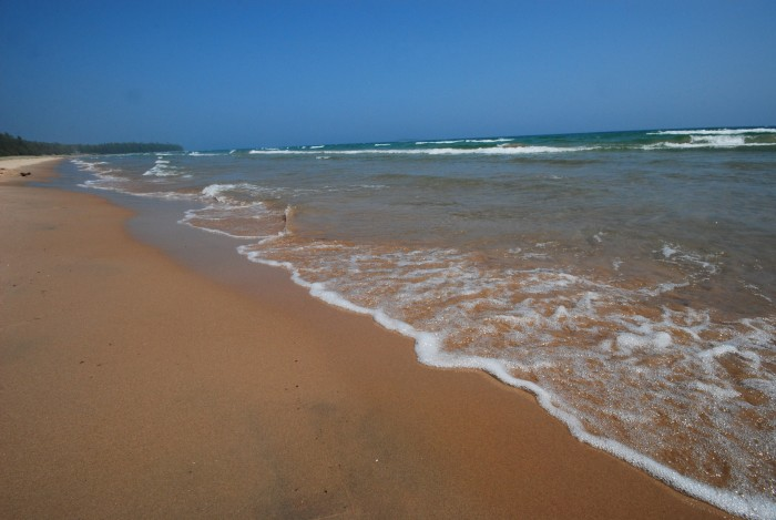 5. Summer is the perfect time to enjoy Wisconsin's beaches.