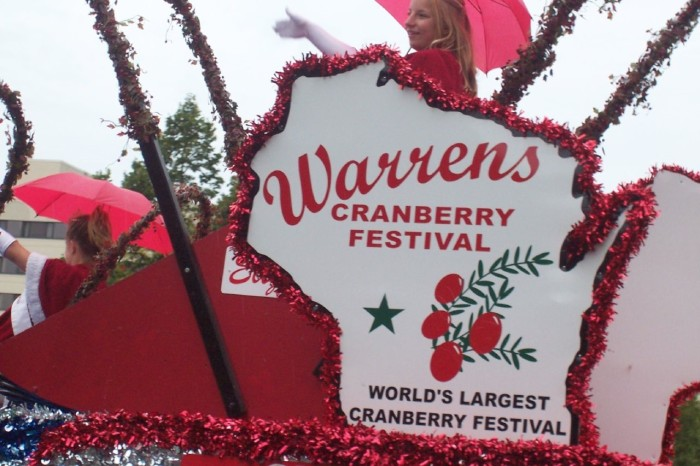 1. Warrens Cranberry Festival