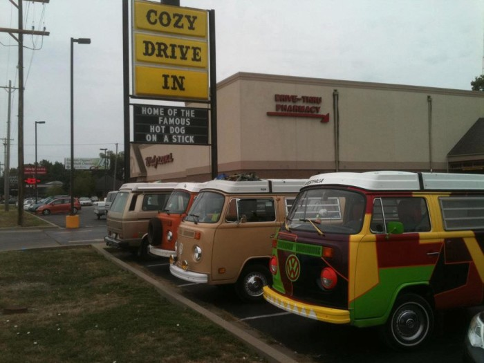 8. Cozy Dog Drive in (Springfield)