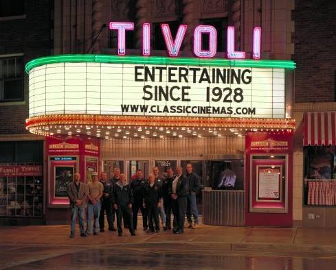 2. Tivoli Theatre (Downers Grove)