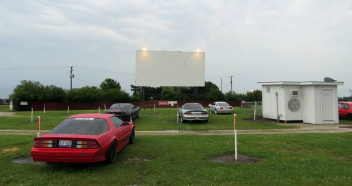 3. Harvest Moon Twin Drive-In Theatre (Gibson City)