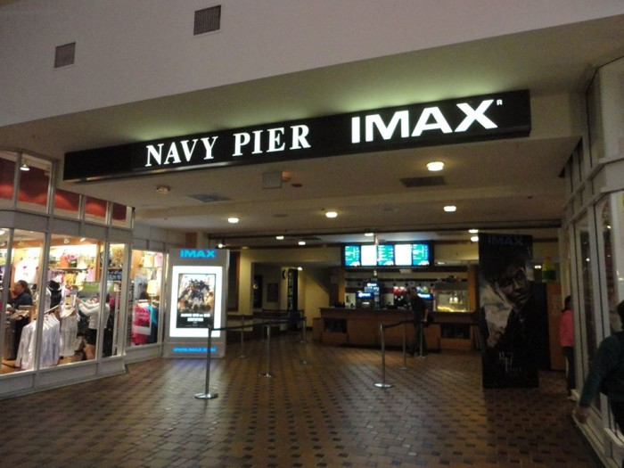 5. Navy Pier IMAX (Chicago)