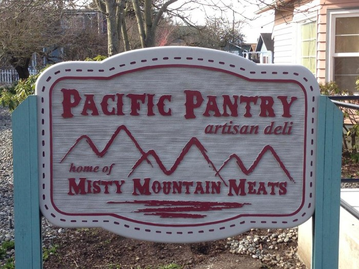 8. Pacific Pantry - Sequim