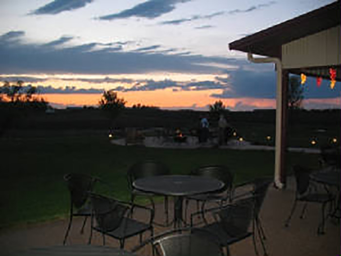 13. Indian Island Winery in Janesville. Head to their season full of wine, art, & music.