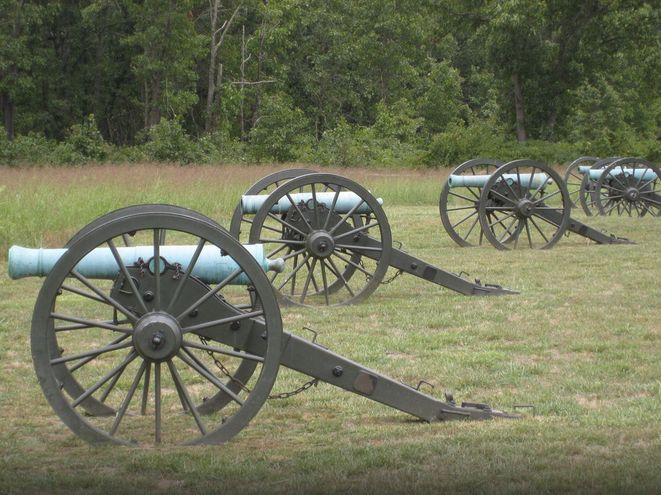 1. Pea Ridge National Military Park