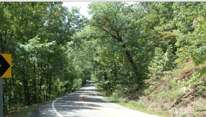 2. Arkansas Highway 23