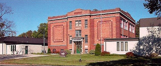 Platte County Historical Society and Museum, Columbus