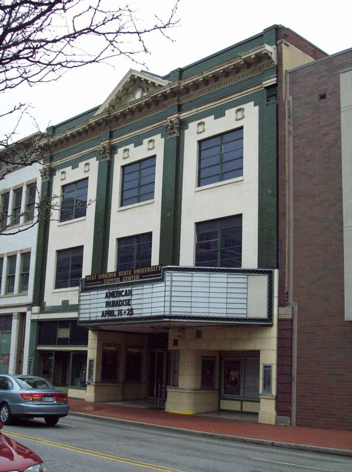 7. Capitol Plaza Theatre