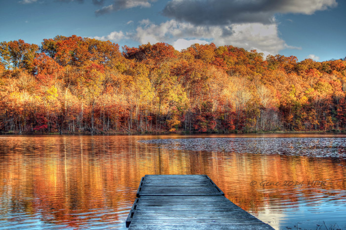7. Plum Orchard Lake