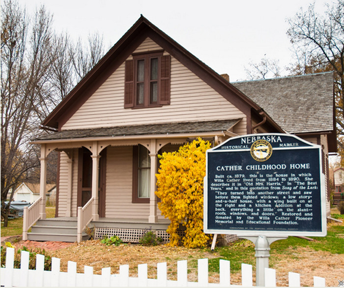 Tour Red Cloud, Hometown of Author Willa Cather