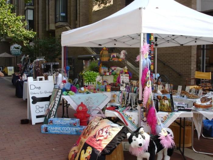 10. The Reston Market at Lake Anne Plaza, Reston