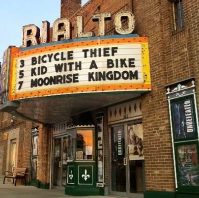 5) Rialto Theater, Grayling