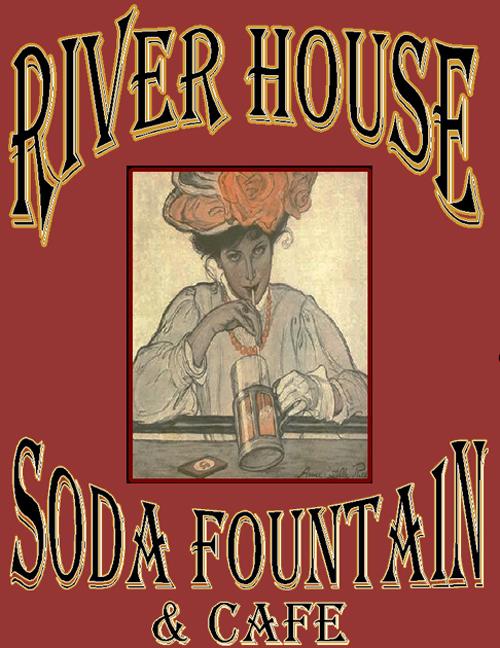 River House Soda Fountain, Plattsmouth