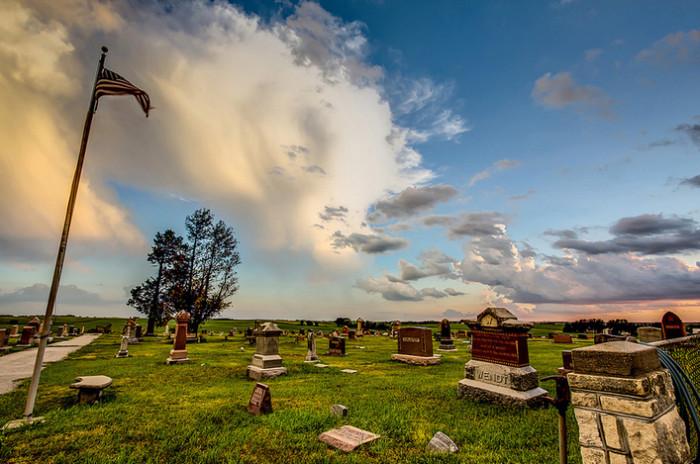 Immanuel Lutheran Cemetery Near Louisville