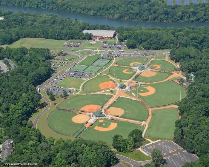 4. Riverview Park, 100 Riverview Park Dr., N. Augusta, SC