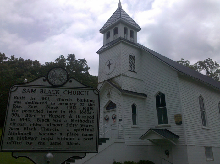 11. Sam Black United Methodist Church
