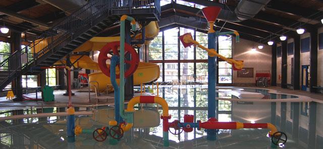 2) Mount Scott Community Center