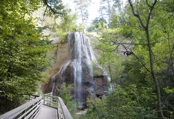Smith Falls State Park, Valentine