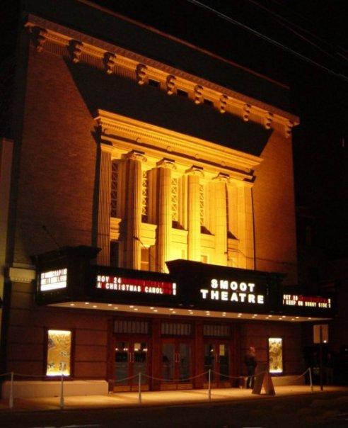 5. The Smoot Theatre