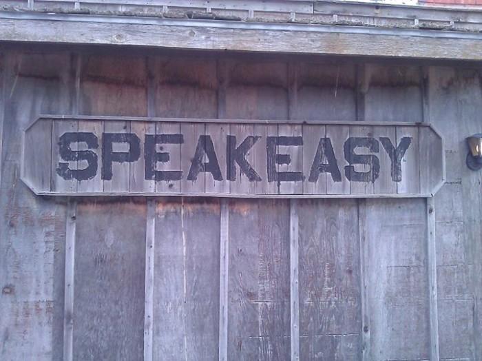 The Speakeasy, Holdrege