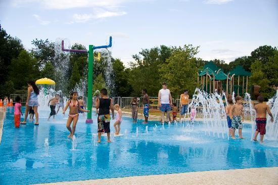 13) Check out a cheap water park
