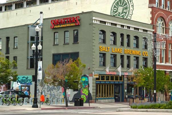 16) Squatters Pub, Salt Lake City and Park City