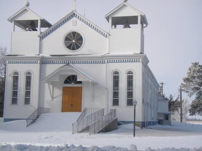 St. Anthony of Padua Catholic Church, Farwell
