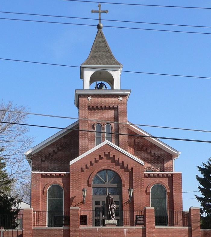 St. Benedict's Catholic Church, Nebraska City