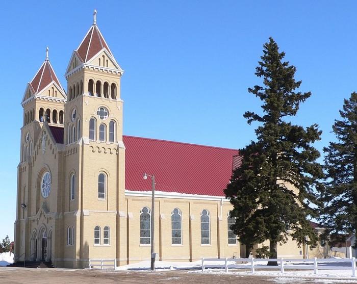 St. Bonaventure Church, Raeville