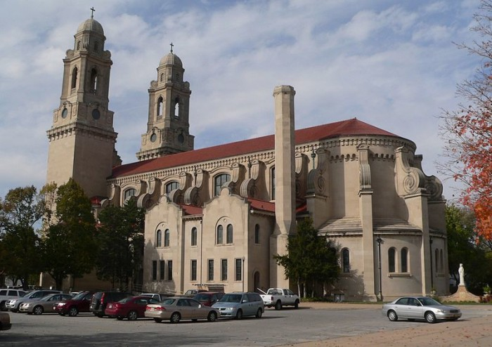 St. Cecilia Cathedral, Omaha