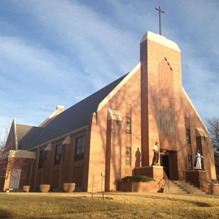 St. Joseph's Catholic Church, Kimball