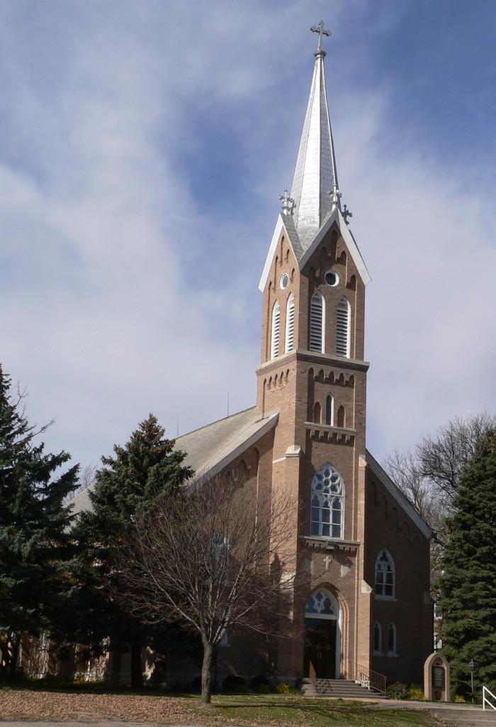 St. Michael's Catholic Church, Tarnov