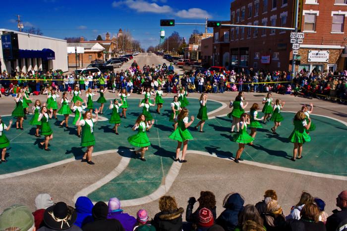 St. Patrick's Day, O'Neill