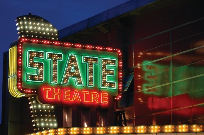 2) State Theatre, Traverse City