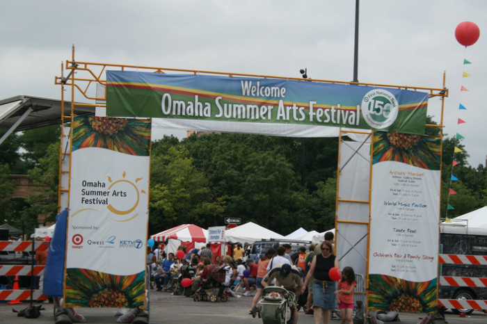 Summer Arts Festival, Omaha