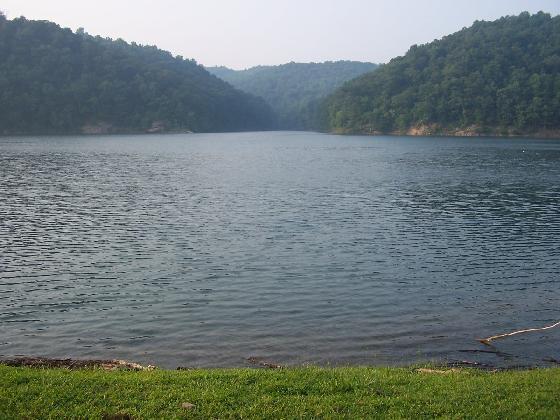 1. Sutton Lake