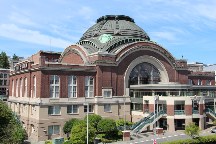 4. Union Station, Tacoma