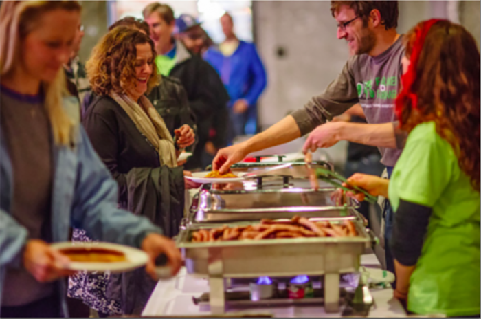 17. Northern Spark - This truly unique festival lets you stay out all night in June and enjoy the art of Minneapolis.