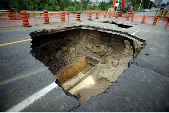 North Carolina Sinkhole Map These 6 Sinkholes In North Carolina Will Make You Terrified Of Earth