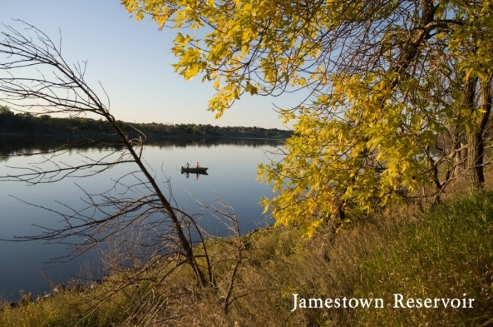 10. Overlook Trail - Jamestown, ND