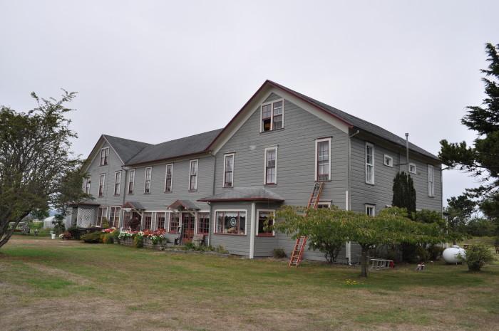 12. Tokeland Hotel