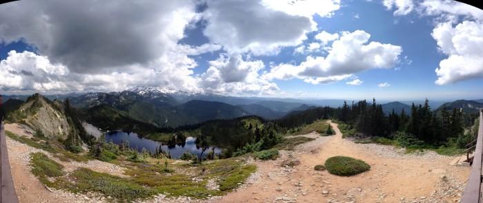 7. Tolmie Peak, Mount Rainier