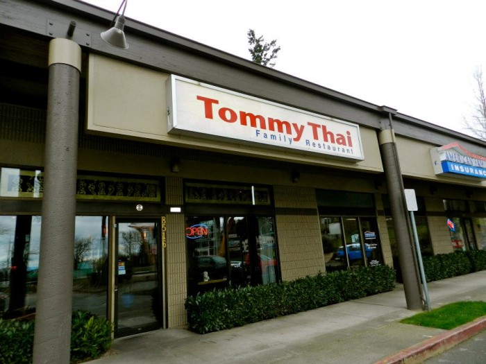 5. And Tommy Thai in Kirkland? Is this one worth a try?