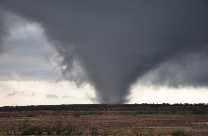 18. The State Sees an Average of 39 Tornadoes Each Year.