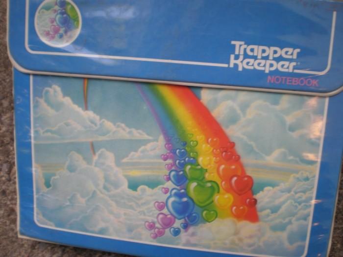 7. Trapper Keeper