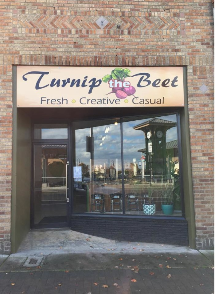 7. Not 100% sure about grabbing a bite to eat at Turnip The Beet in Port Angeles?